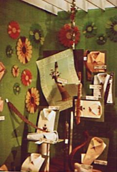 Firmenjubiläum, dekoration, schaufensterwerbung