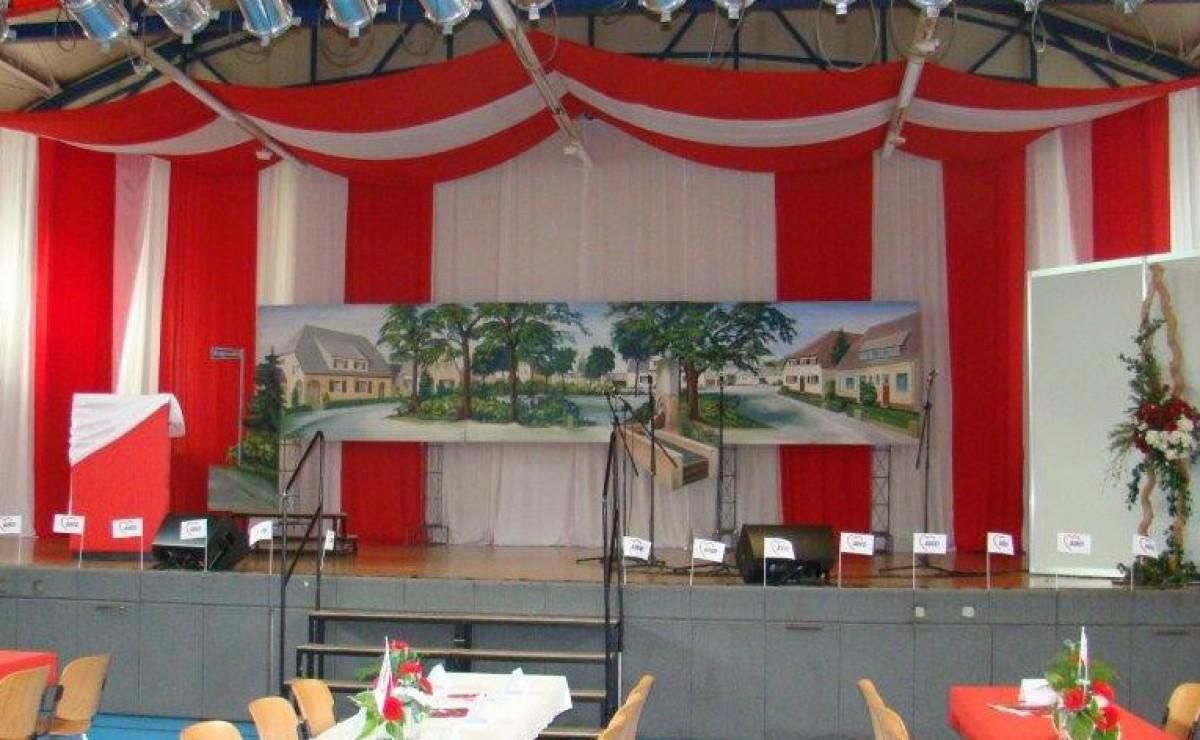 Dekorationen, Gestaltung Veranstaltungen, Messen, Ausstellungen, Tag der offenen Tür