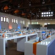 Dekorationen, Deko Ideen für Messen, Ausstellungen, Präsentationsflächen
