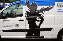 Fahrzeugbeschriftungen, Schaufensterbeschriftungen, Beschilderungen,
